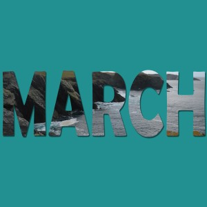 March Button