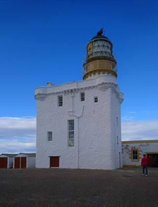 Kinnaird Lighthouse